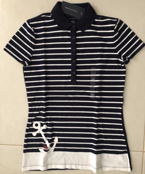Camiseta Feminina Tommy Hilfiger Casaco Gap Blusa Hollister