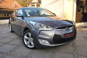 Hyundai Veloster Gls 1.6 Full Equipo 2015 Bluetooth Flamante