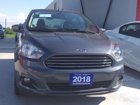 Ford Figo 1.5 Titanium Sedan At 2018