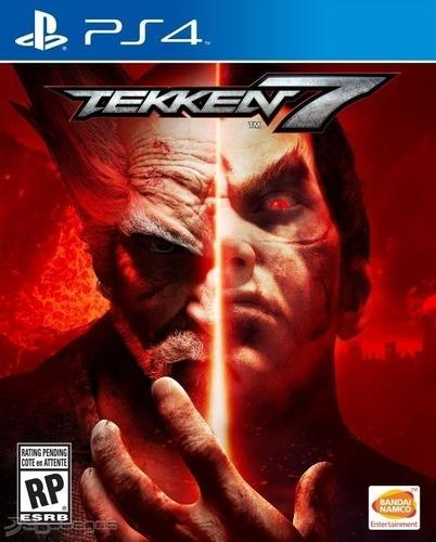 Juego Tekken 7 Ps4 ¡ Totalmente Nuevo Y Sellado!