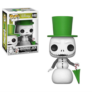 Funko Pop Nightmare Before Christmas - Snowman Jack Xion