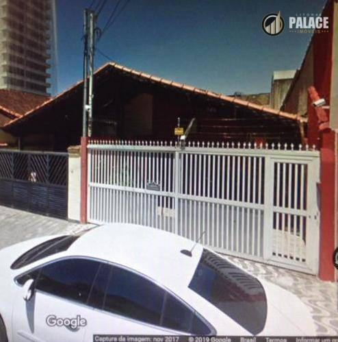 Casa Residencial À Venda, Vila Guilhermina, Praia Grande - . - Ca0082