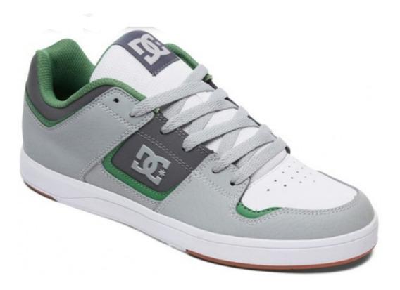 Zapatillas Dc Cure (ggb) Hombre Blanco Skate