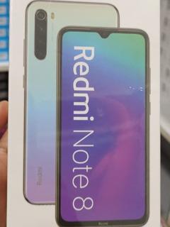 Celular Xiaomi Note 8 De 128 Gigas