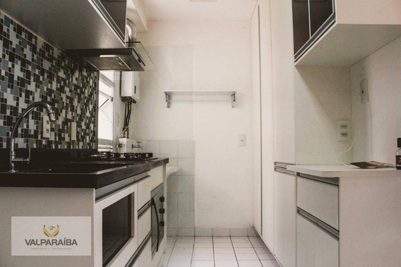 Apartamento À Venda Por R$ 300.000 - Jardim Sul - São José Dos Campos/sp - Ap0406