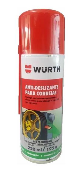 Anti Deslizante Para Correias Automotiva E Industrial Wurth