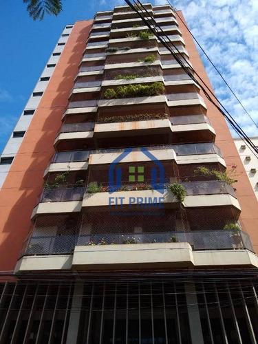 Apartamento Com 4 Dormitórios À Venda, 225 M² Por R$ 550.000 - Centro - São José Do Rio Preto/sp - Ap1318