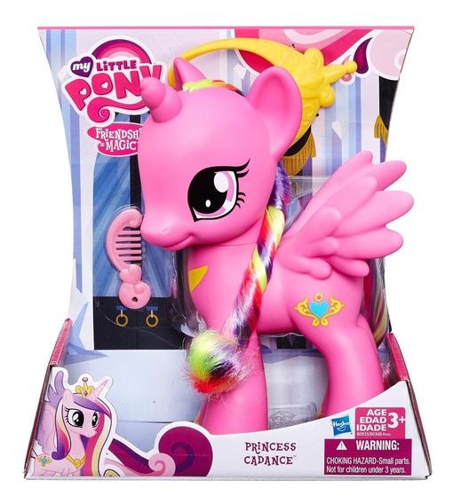 Figura Mi Pequeño Pony Hasbro B0368 20 Cm Peine