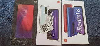 Xiaomi Note 8 Pro Azul