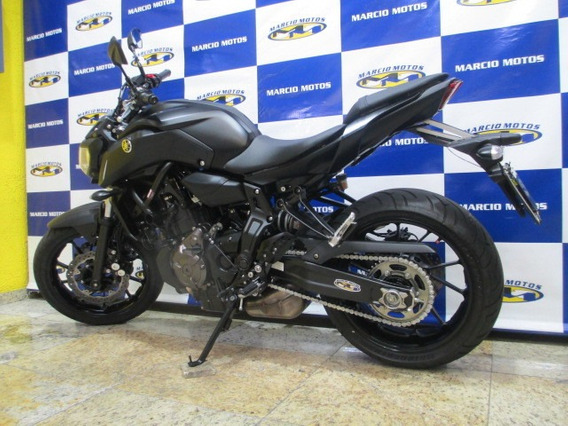 Yamaha Mt 07 Abs 18/19