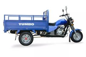 Yumbo Cargo 125 Il Triciclo Super Reforzado!! Nuevo Diseño