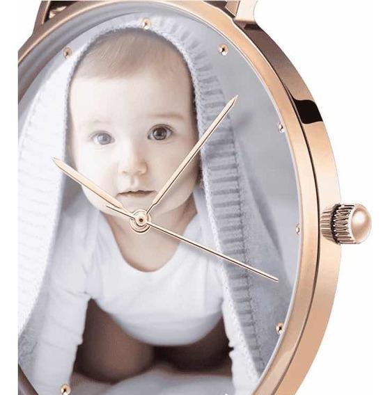 Relógio Artesanal Foto