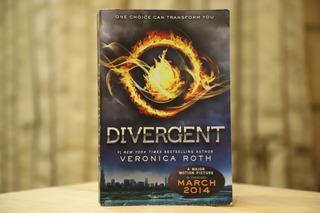 Divergent De Veronica Roth Libro