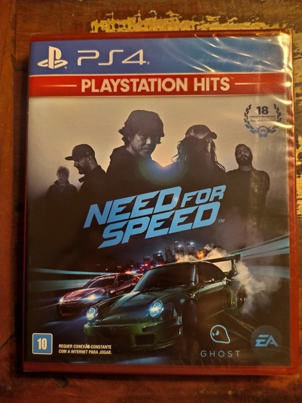 Need For Speed Lacrado Ps4