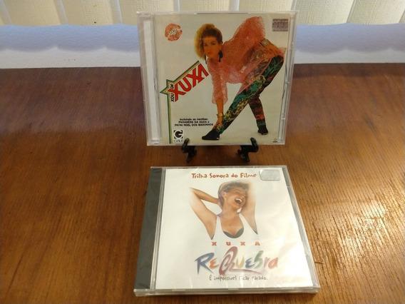 Cd Xou Da Xuxa - Gala + Cd Xuxa Requebra - Novos E Lacrados