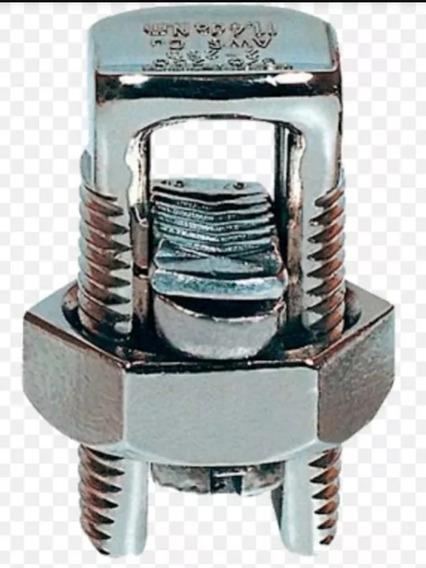 Kit 30 Terminal Conector Split Bolt 50mm