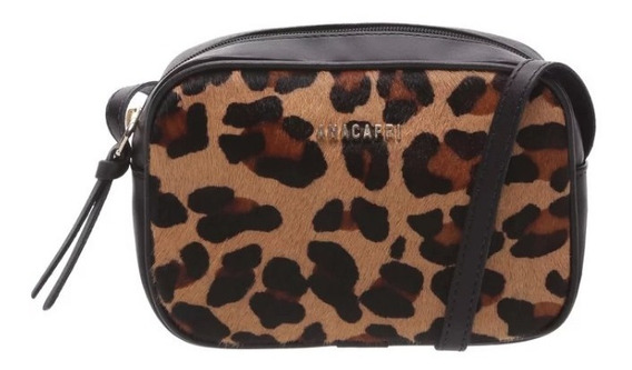 Crossbody Anacapri Lyon Animal Print