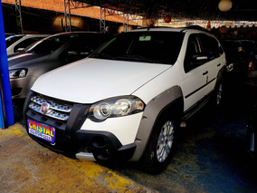 Fiat Palio Adventure 1.8 Locker 2010 Zero De Entrada