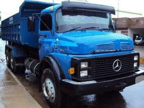 Mercedes-benz 1518 Turbo Reduzido Ano 88/88 Com Caçamba