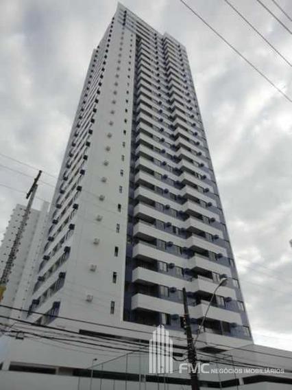 Apartamento Padrão Com 2 Quartos No Edf. Res.conde De Irajá - Vd1594-v