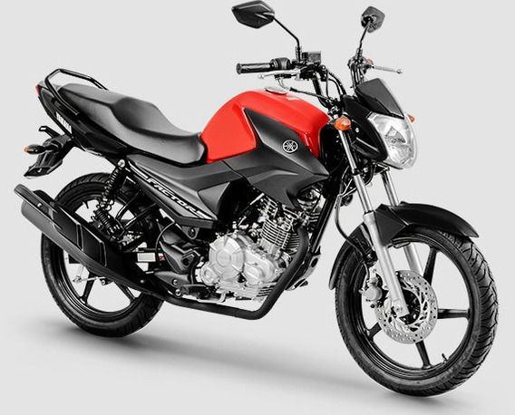 Factor 125 0 Km Vermelha Yamaha