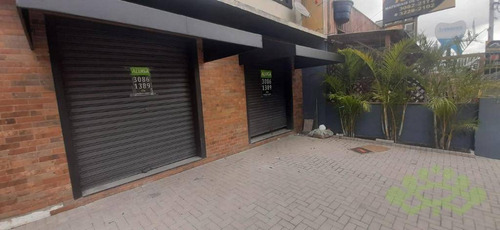 Loja Para Alugar, 37 M² Por R$ 2.500,00/mês - Santa Quitéria - Curitiba/pr - Lo0062