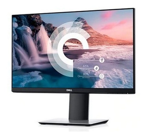 Monitor Dell P2219h - 210-am Tela 21.5 Led Preto 4usb Ajuste