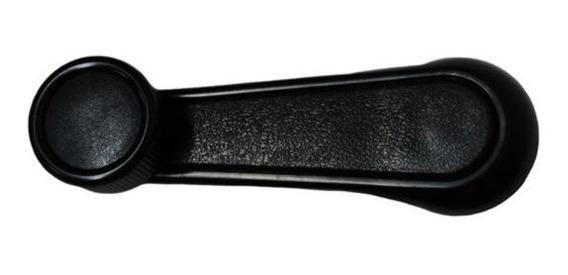 Manija Elev Cristal Toyota Pick Up 78-95 Plastico Negro