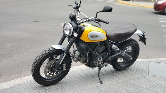 Ducati Scrambler 800 (2017)