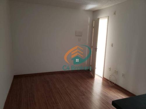Imagem 1 de 23 de Apartamento 42 Metros 2 Dormitórios 1 Vaga De Garagem Bonsucesso. - Ap0620