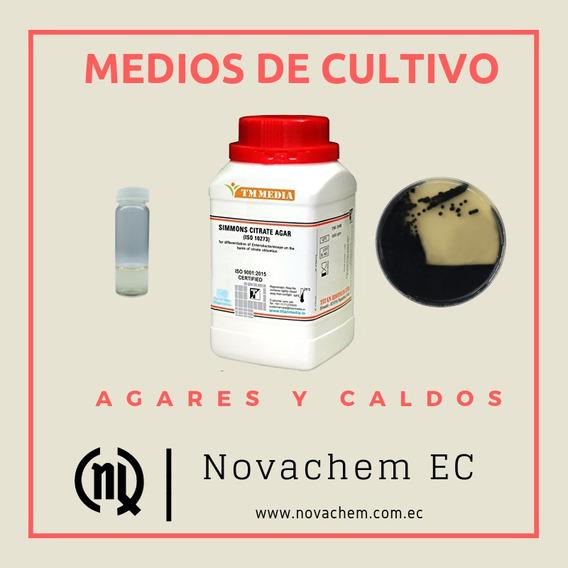 Agar Agar Bacteriologico 500 Gr