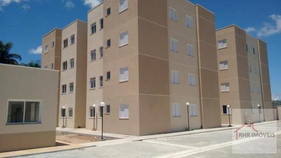 Apartamento Para Venda Em Mogi Das Cruzes, Jundiapeba, 2 Dormitórios, 1 Banheiro, 1 Vaga - 083_1-747027