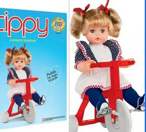 Boneca Tippy 43 Cm - Estrela Nova