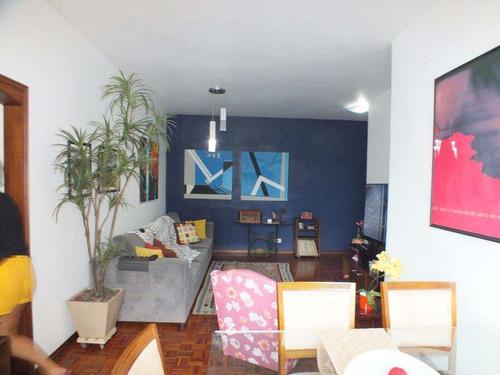 Apartamento Com 3 Dorms, Gonzaga, Santos - R$ 650 Mil, Cod: 1330 - V1330