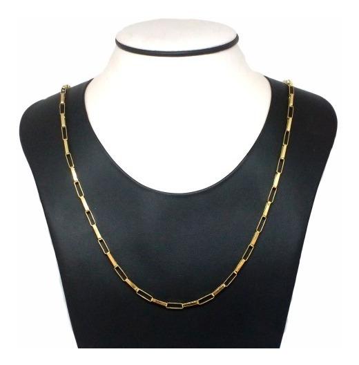 Cordão Masculino Ouro 18kl 750 Maciço 16 Gramas 60cm Ou 70cm