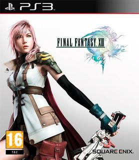 Ps3 Final Fantasy Xiii - Juego Fisico - Haisgame