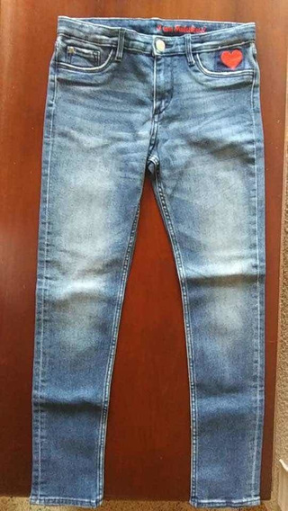 Jeans Para Niña Talla 9-10 Nuevo