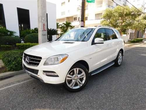 Mercedes-benz Clase M Ml350 4matic 2012