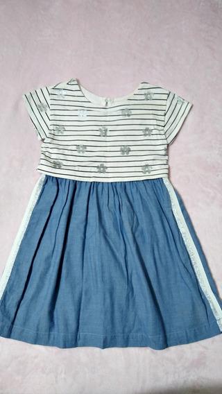 Vestido Gap Talla 5 Años