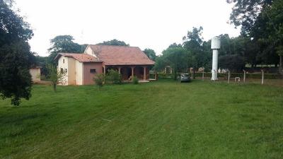 Chácara Residencial À Venda, Fazenda Velha, Nova Odessa - Ch0013. - Ch0013