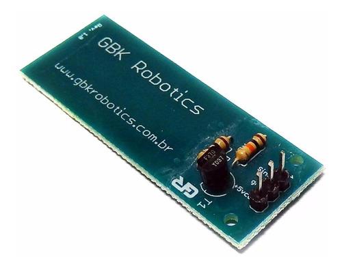 Modulo Umidade De Solo P23 Arduino Gbk Robotics