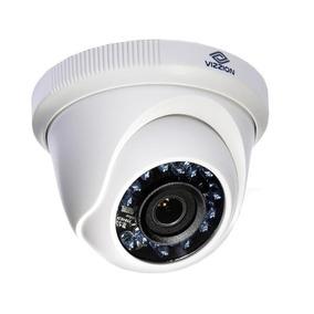 Câmera Cftv Vigilância Residencial Vizzion Ir Visão Noturna