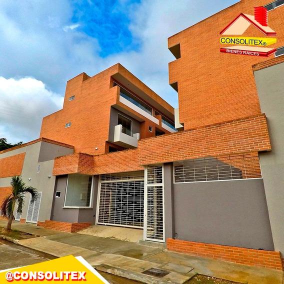 Town House En Piedra Pintada Consolitex Vende 04144154685
