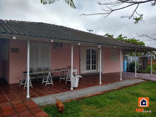 Imagem 1 de 20 de Casa À Venda Em Pontal Do Paraná- Shangrilá - 808