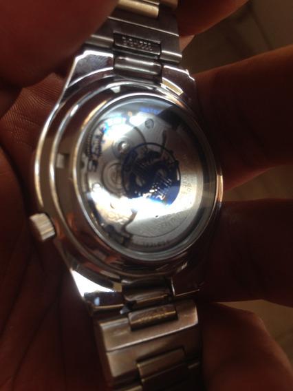 Seiko 5, Automatic, 21 Jewels (relógio)