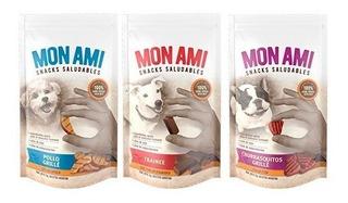 Snack Para Perros Mon Ami Churrasquito Grillé