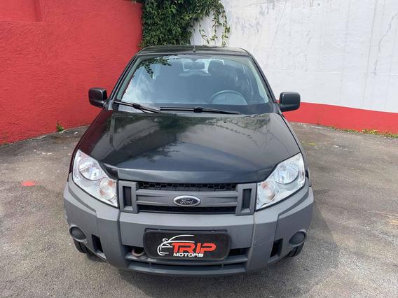 Ford Ecosport 1.6 Xl Flex 2008 Único Dono 43.000kms