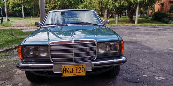 Mercedes Benz 230 Ce 1985 Coupe Original