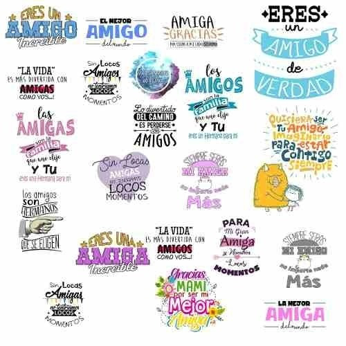 1200 Vectores Frases Vinilos Sublimacion Tazas 2019 2x1