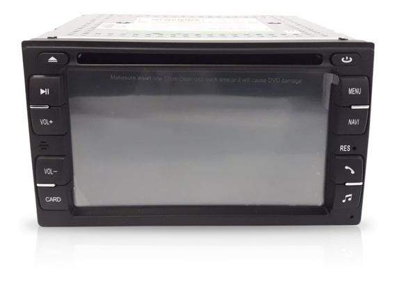 Rádio Com Multimídia Duster Original 7702271342